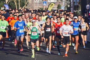 Marathon running damaging to heart