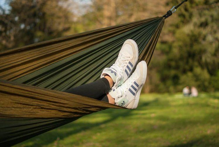 hammock sleep