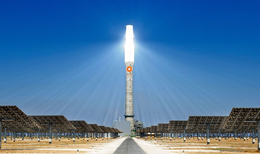 terresol energy gemasolar central tower solar power