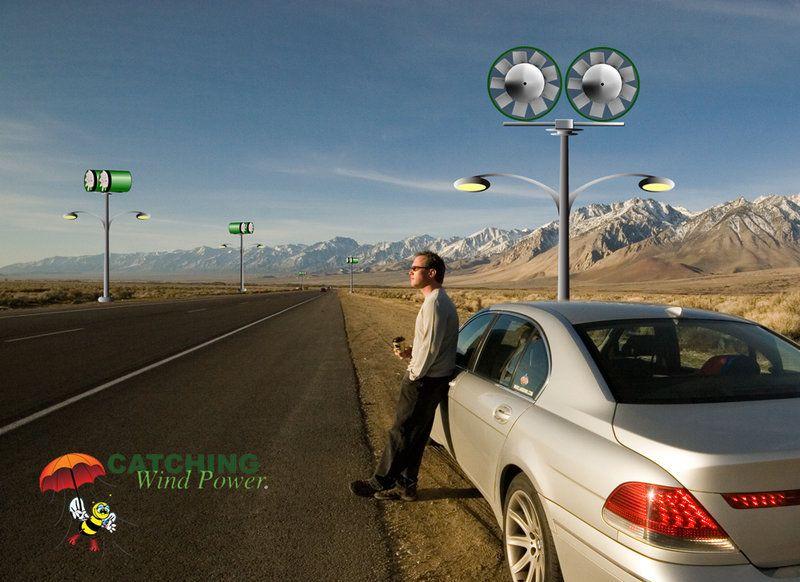 catching wind power bladeless wind turbine raymond green free energy