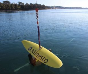 minesto tidal energy harvesting kite free energy
