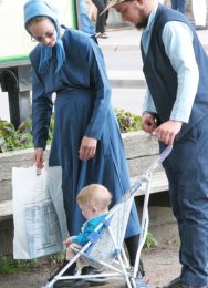 unvaccinated amish family