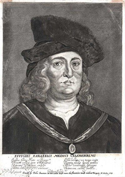 Paracelsus - 15th century renaissance physician exposes the cancer industry and tumors