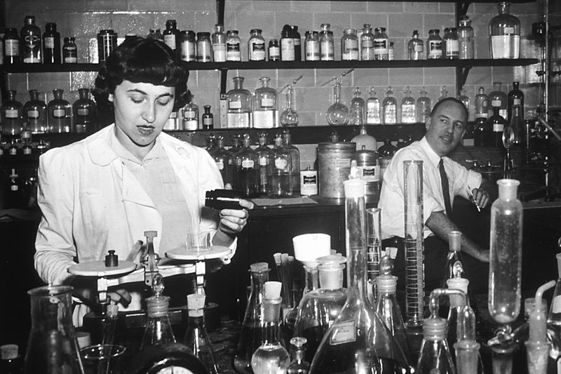 Beginning of the Chemotherapy testing program 1950