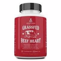 Beef Heart Capsules