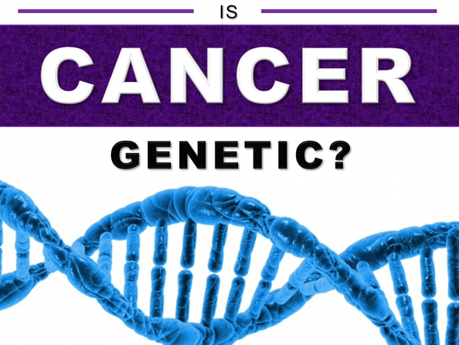 is cancer a genetic disease