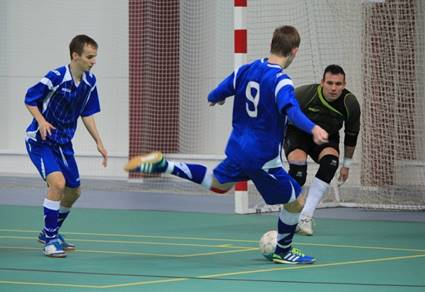 guys playing futsal   enhance performance, speed and strength with red light therapy