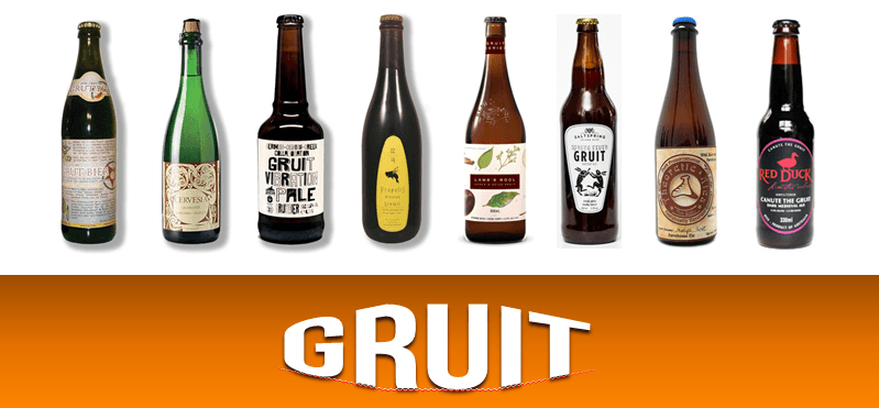 gruit ales, hops and beer