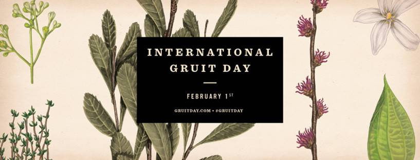 international gruit day | hops and beer
