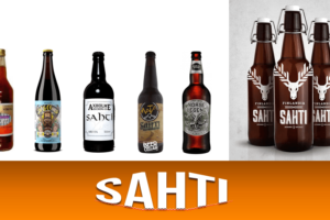 sahti hops beer