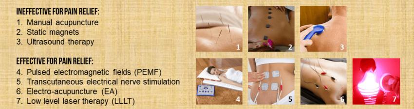 alternative treatments for pain