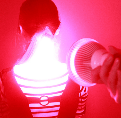 red light therapy arthritis treatment