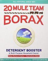 Borax Detergent Booster