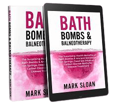 bath bombs and balneotherapy by mark sloan