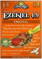 Ezekiel Sprouted Grain Cereal Original