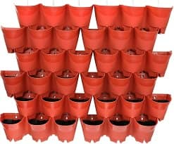 36 Pocket Planter