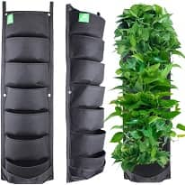 7 Pocket Vertical Planter