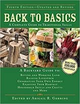 Back to Basics - A Complete Guide to Traditional Skills